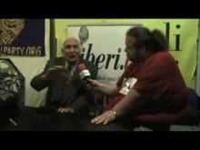 Gianni Colacione intervista Marco Pannella - Comitato Nazionale di Radicali Italiani 12/10/12