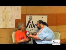 Intervista a Mina Welby  - XI Congresso Radicali Italiani