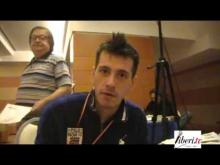 Intervista a Riccardo Macchioni - XI Congresso Radicali Italiani