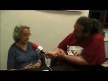 Gianni Colacione intervista Mina Welby - Comitato Nazionale di Radicali Italiani 12/10/12