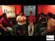 Interviste al Congresso fondativo: Centro d'iniziativa locale Certi Diritti per la Calabria 21/07/13