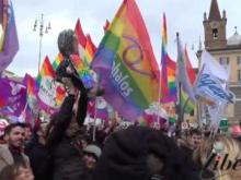 Intro - Ora Diritti alla meta! Roma 5 Marzo 2016