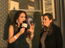 Iolanda Ambrosini - Festa del Ringraziamento 2016 a Palazzo Ferrajoli