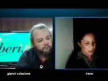 Gianni Colacione intervista Irene Testa, Seconda Marcia per la giustizia, l'amnistia e la libertà