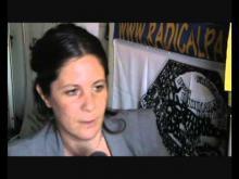 Intervista ad Irene Testa - Comitato Nazionale di Radicali Italiani 28/07/12