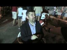 Intervista a Ivan Scalfarotto a margine della Festa Democratica Portuense