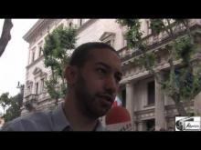 Khalid Chaouki sull'emergenza al Centro Baobab di Roma