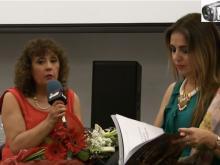 Intervista di Camilla Nata a Maria Pia Cappello, autrice del Volto e l'Anima nelle sculture di Ernesto Lamagna - (SarpiArte)