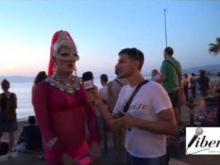 Intervista a La Bijoux Voice Drag Queen #ReggioCalabriaPride2015