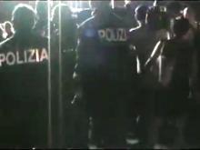 La notte dei Fori - La protesta anti discarica. Interviste: Patrizia, all'ex Sindaco di Roma Gianni Alemanno e all'ex Vice Sindaco Sveva Belviso