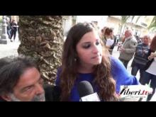 Interviste di strada - Sentinelle in piedi a Lamezia Terme (CZ) 30/11/14