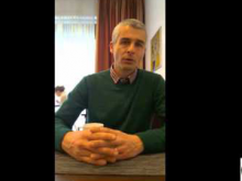 #lascialadoppia - Davide Tutino, Consigliere del Municipio Roma VII per la Lista civica Marino