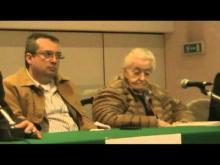 Conferenza stampa di Marco Pannella durante il XII Congresso di Radicali Italiani