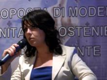 """Laura Petrini Rossi - Convegno: """"Proposta di modello sanitario sostenibile ed efficiente"""""""