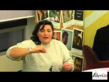 Lavinia Durantini Circolo Eos Arcigay Cosenza- CGIL per i diritti della comunità LGBT 13/12/12 Catanzaro