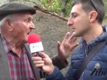 Intervista ai lavoratori delle castagne - XII Sagra della castagna a Carpanzano