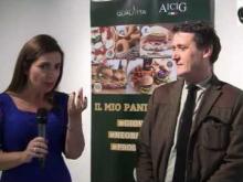 Leo Bertozzi, Segretario Generale di AICIG - IL MIO PANINO DOP IGP