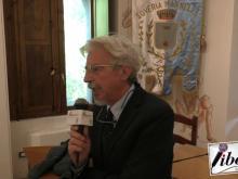 Intervista a Leonardo Sirianni - Evento Regionale degli Artisti a Soveria Mannelli