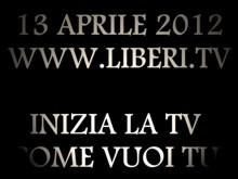 Liberi.tv liberi spazi di parola