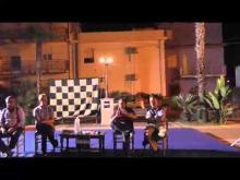 """La Calabria a """"Libri in piazza"""" con gli autori Bruno Gemelli e Filippo Veltri - Botricello (CZ) 31/07/13"""