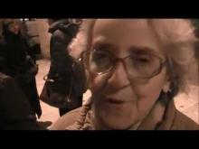 Lista Amnistia Giustizia e Libertà - Raccolta firme a Roma con Mina Welby e Vittorio Ceradini