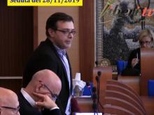 Antonio Principato (M5S) - Seduta del Consiglio Municipale Roma VII del 28/11/2019