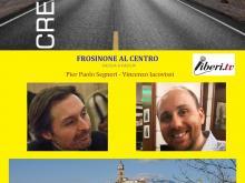 Pier Paolo Segneri - Vincenzo Iacovissi - CREARE IL FUTURO #Frosinonealcentro