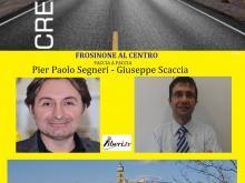 Pier Paolo Segneri - Giuseppe Scaccia - CREARE IL FUTURO #Frosinonealcentro