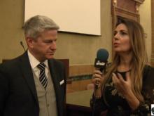 Mozzarella e Prosecco si sposano. Luca Giavi, Direttore Consorzio di Tutela del Prosecco DOC