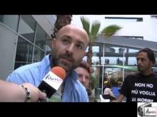 Intervista a Luca M. e Sabrina Cucovaz per Stamina - XI Congresso Ass. Luca Coscioni 19/09/2014