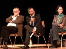 Luca Ricciardi e Andrea Vianello - 87 ORE, Gli ultimi giorni di Francesco Mastrogiovanni (Conferenza stampa)