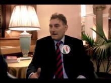 Intervista a Luca Romagnoli - Candidato premier per la Fiamma Tricolore alle elezioni politiche 2013