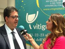 Luciano Pignataro -  Presentazione del 1° NAPOLI WINE CHALLENGE
