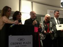 Intervista al Mons. Luigi Casolini di Sersale - Premio VIS IURIDICA 2017 (VII edizione)