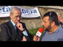 VI Marcia Internazionale per la Libertà - Intervista al Senatore Luigi De Sena