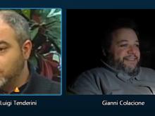 """""""29 gennaio Catena Umana Attorno al Parlamento Italiano"""" - Conversazione con Luigi Tenderini, fondatore di Catena Umana TV"""