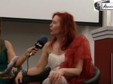 Intervista di Camilla Nata a Laura Nuccetelli.Il Volto e l'Anima nelle sculture di Ernesto Lamagna - Maria Pia Cappello - (SarpiArte)