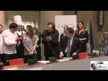 Premiazione dei Maestri Pasticceri - VI Edizione Fiera Nazionale del Panettone e Pandoro