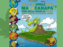 MalaCANAPA? - Giuseppe Nicosia presenta la Prima Fiera della Canapa in Sicilia (Edizione 2015 Catania)