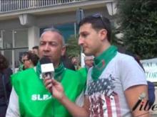 """""""Le voci dei manifestanti"""" - Sciopero Generale Poste Italiane (Catanzaro) 04/11/16"""