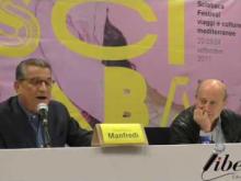"""Sciabaca Festival 2017 - Lectio magistralis """"Per una mappa del Mediterraneo"""" di Franco Farinelli - Soveria Mannelli (Cz)"""