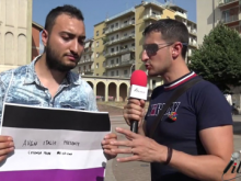 Cosenza Pride 2017. Intervista a Marco Ammendola, A V E N  Italia