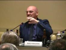 """Presentazione. Marco Braghero - """"Un Germoglio tra le sbarre"""" Roma, 16/11/16"""