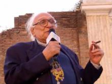 Marco Pannella - XX Settembre 2015, 145° anniversario Breccia di Porta Pia