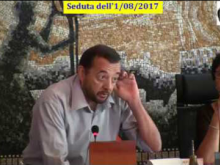 Seduta del Consiglio Municipale Roma VII dell'1/08/2017