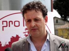 La maratona ferroviaria  2016 a Soveria Mannelli - Intervista a Marco Rubbettino (Rubbettino Print)