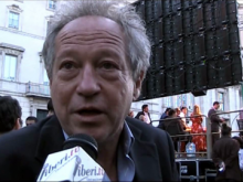 """Marco Taradash - """"A subito"""": piazza Navona saluta Marco Pannella"""
