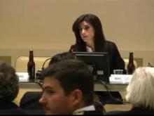 """Presentazione. Maria Chiara Sicari - """"Un Germoglio tra le sbarre"""", Roma (16/11/16)"""