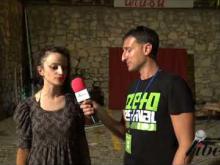 Cleto Festival 2017 - Intervista a Maria Dolores - Compagnia Fuoco & Clownerie