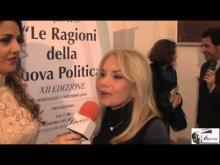 """Intervista a Maria Giovanna Elmi e Renato Carlantoni - """"Le Ragioni della Nuova Politica"""" XII edizione"""